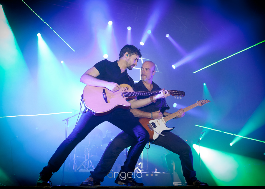 Guitarras de Melendi