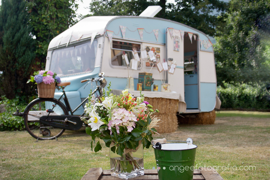decoracion bodas vintage