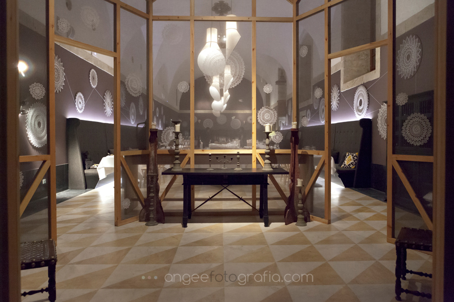 salones del monasterio de corias