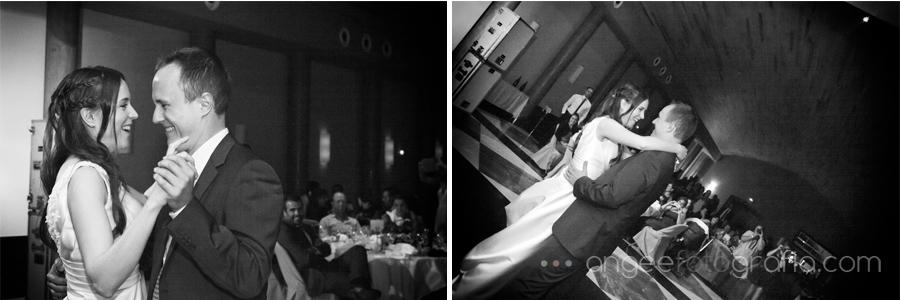 baile de boda en parador
