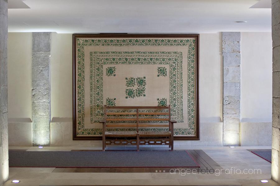 entrada habitacion monasterio de corias