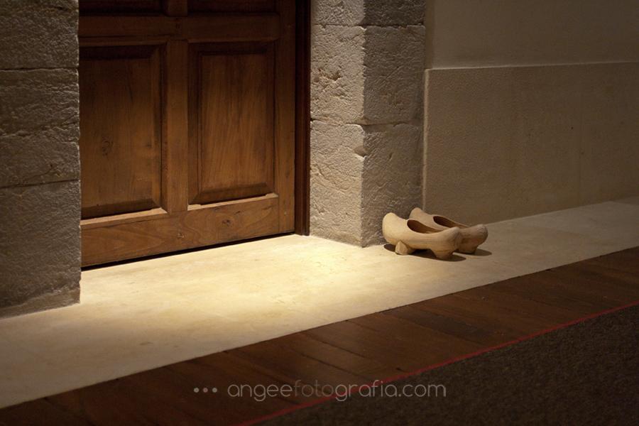 detalle de habitacion novia monasterio de corias