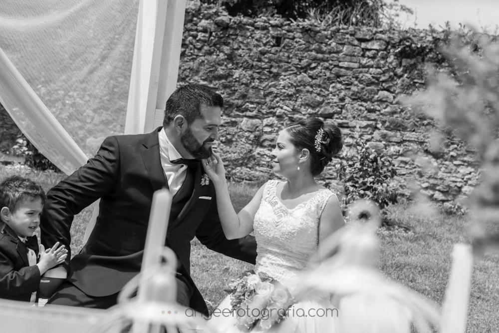 boda de Jessica y Christian en los jardines del Restaurante De Labra en Oviedo