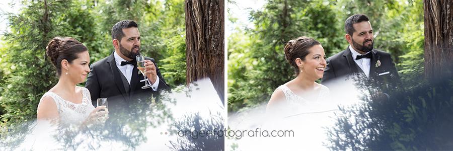Recien casados, boda de Jessica y Christian por angeefotografia.com