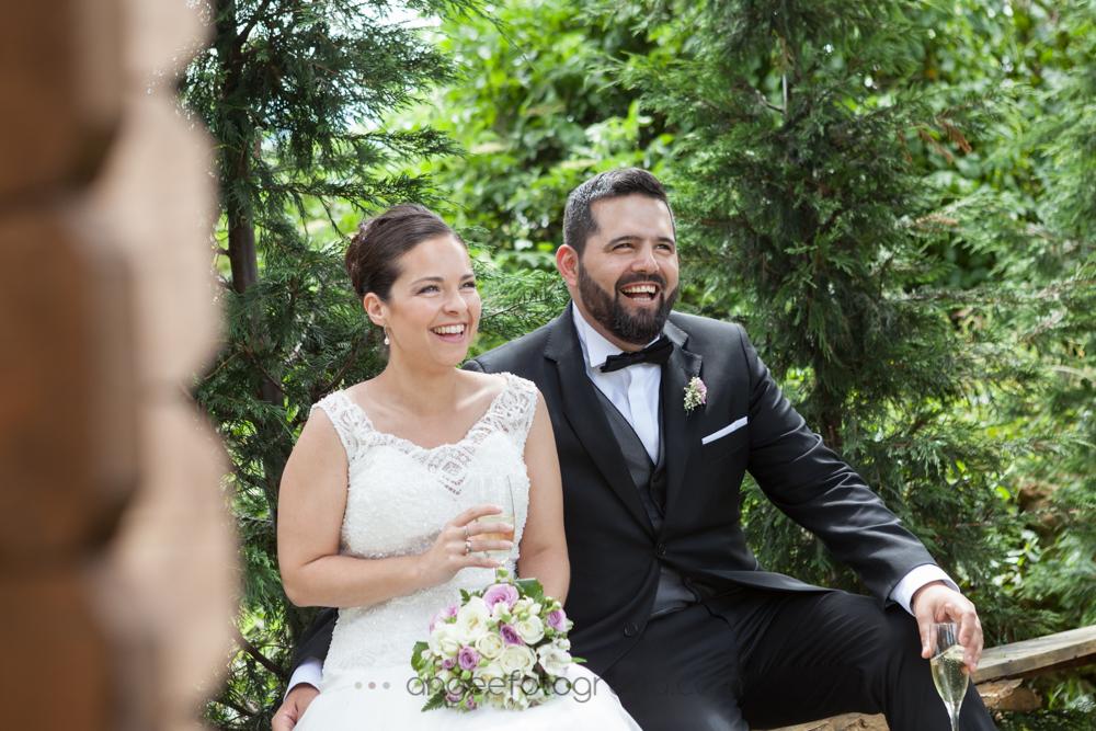 Recien casados, boda de J&C, por angeefotografia.com