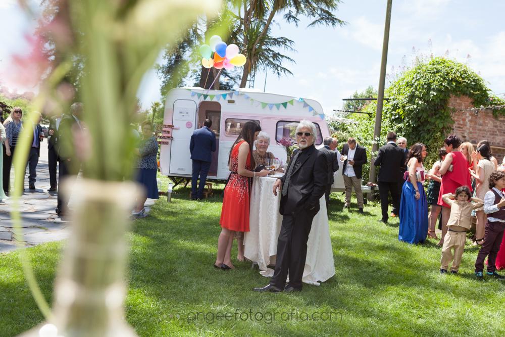 Cóctel en la boda de J&C, invitados, angeefotografía.com