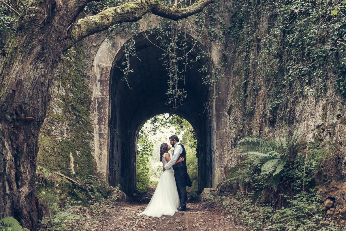 Postboda de Jessica y Christian. Las Caldas. angeefotografia.com