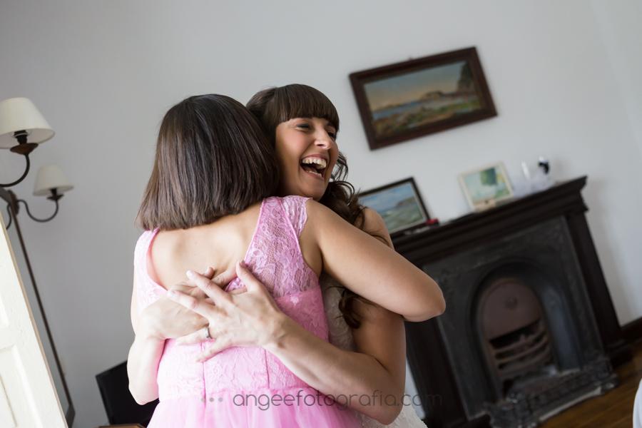 Preparación de la novia en la Quinta del Ynfazón. angeeefotografía.com. Asturias
