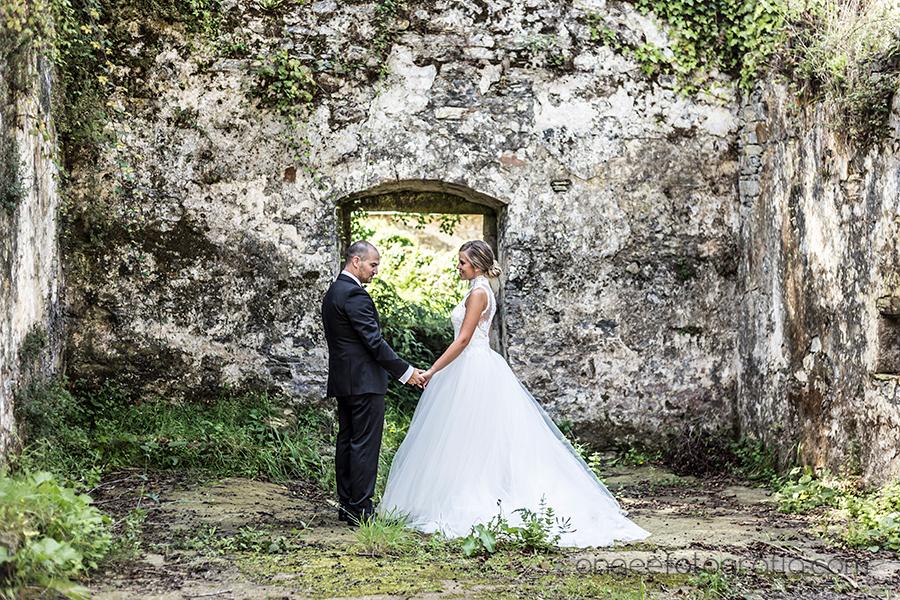 Raquel y Jorge fotos de recién casados angeefotografía