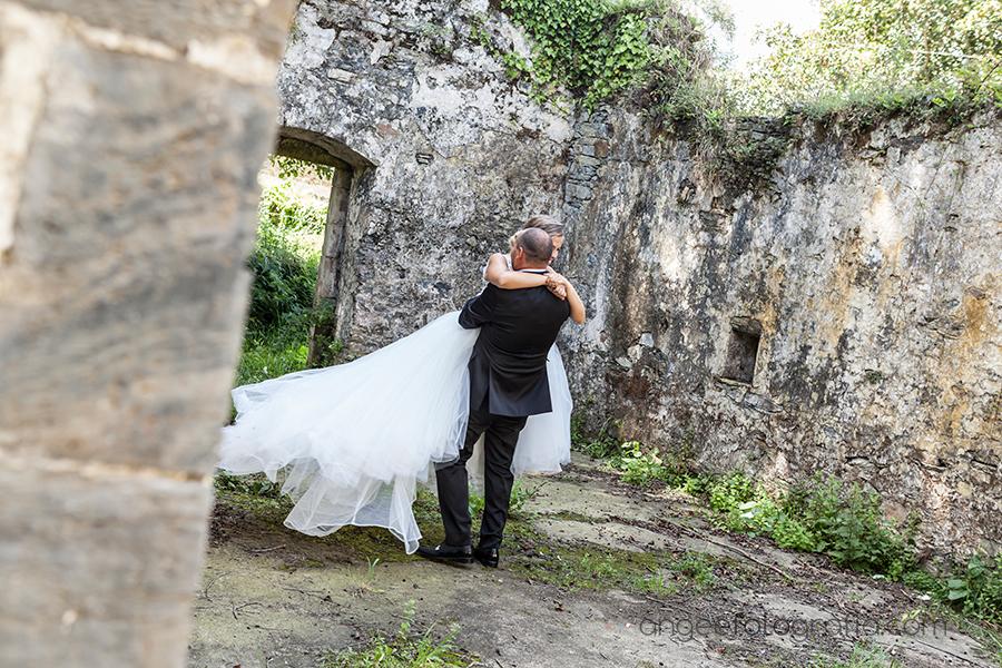 Recié casados en Luarca Novios angeefotografía