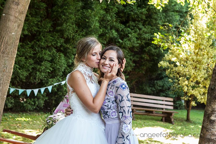 Cóctel en la boda de Raquel y Jorge hermanas amor Angela Gonzalez Fotografía