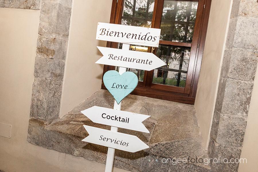 Detalles en el Parador Monasterio de Corias en Cangas del Narcea Boda de Ana y Bruno Angela Gonzalez Fotografía