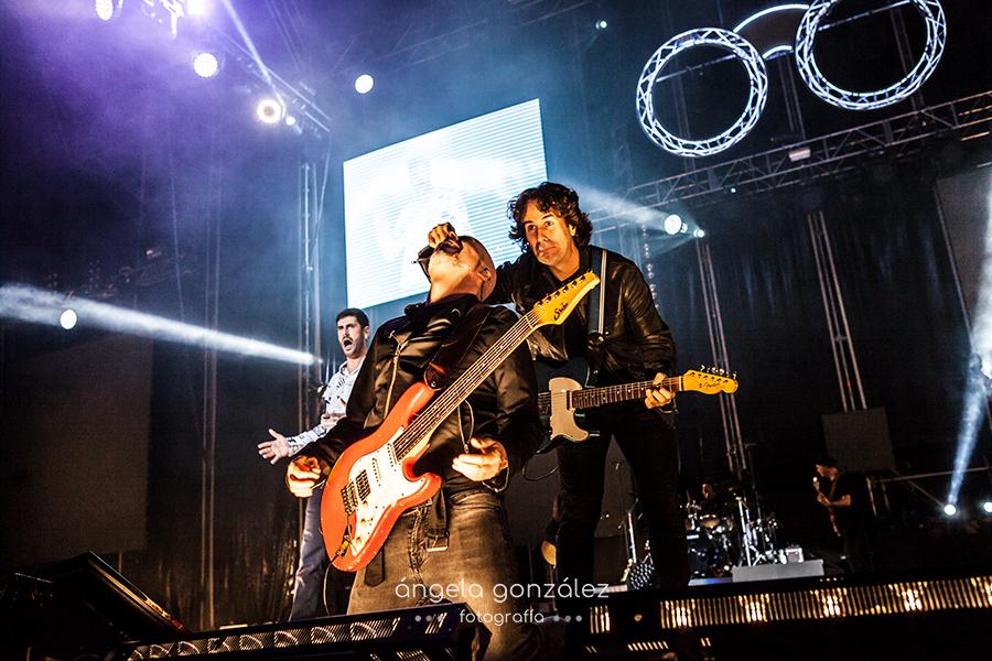 Carlos Rufo y Jose de Castro Hopi en Madrid en Wizink Center 2017 por Angela Gonzalez Fotografía