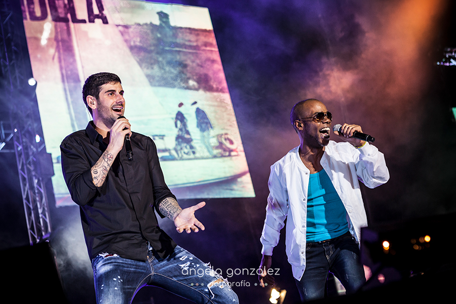 MELENDI Desde que estamos juntos cantando con David Montes en Madrid ,Tour Quitate las gafas angeefotografia