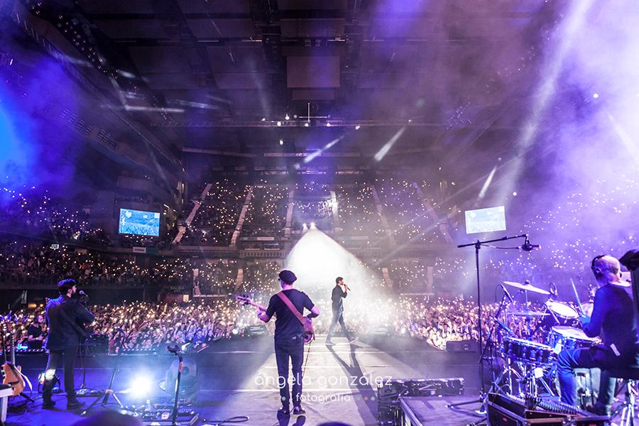 Melendi cenizas en la eternidad 2017 concierto en Madrid