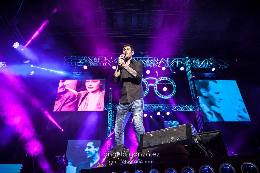 MELENDI sobre el escenario mejor puesta en escena concierto en el Wizink Ceneter en Madrid 217