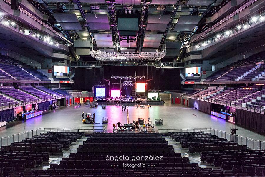 Melendi, Tour Quitate las gafas, Wizink Center en Madrid