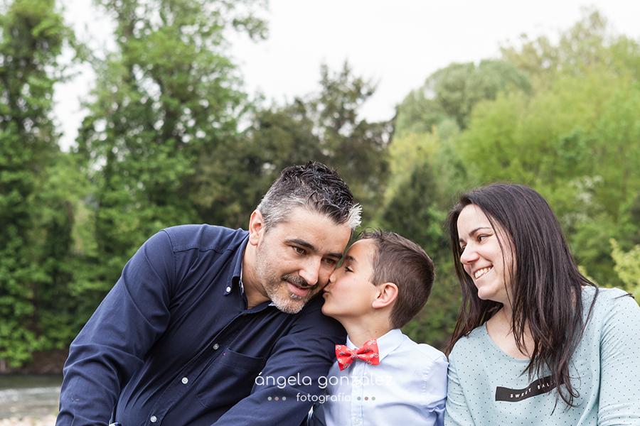 Fotografoa de familia en Asturias, Oviedo, Fotografía natural, Fotografia sin posados, Niño, Familias