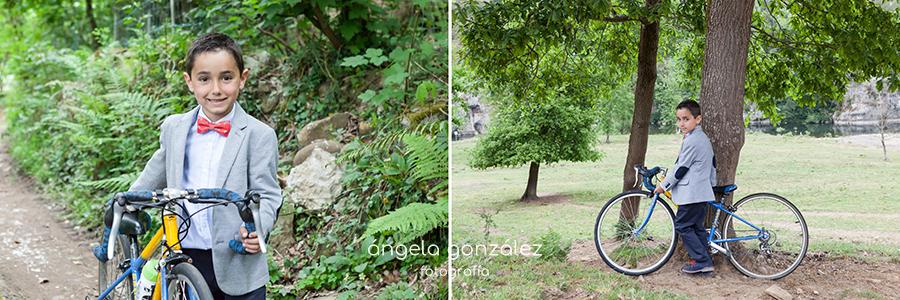 Comuniones 2018, Fotógrafo de comunión e Oviedo, Fotografía natural, fotografia sin posados