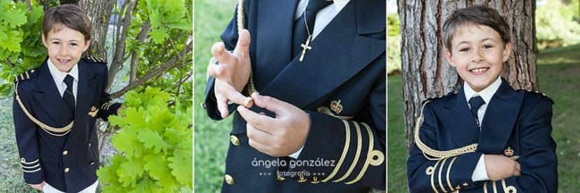 Fotografo de comuniones, Reportaje de comunión en Oviedo, Niños, angeefotografia.com