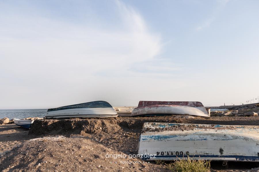 Foto en la playa de Estepona, Angela Gonzalez Fotografía