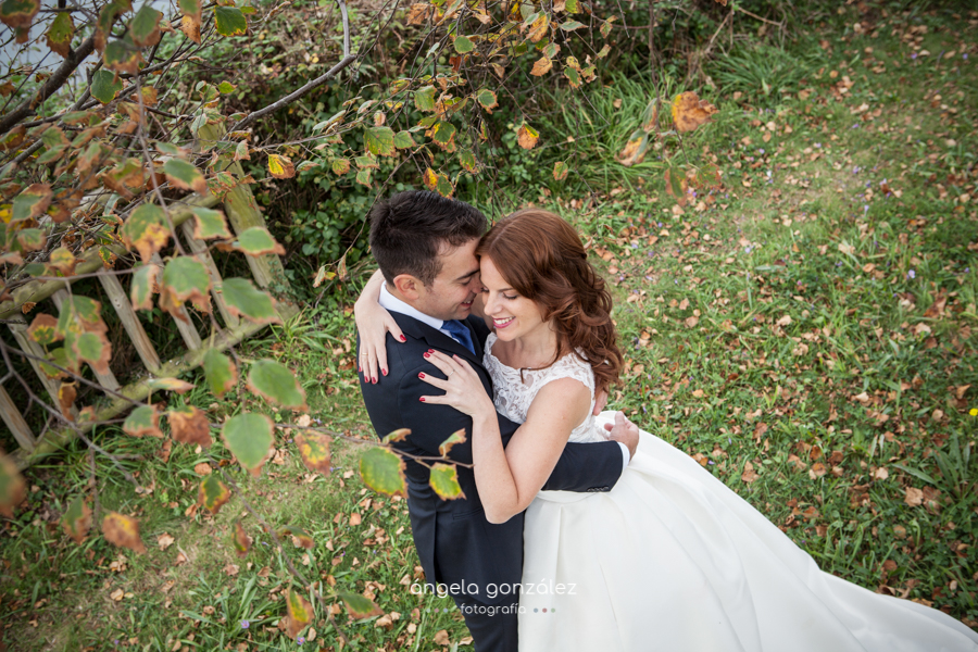 Post boda de Nacho & Sary en Asturias