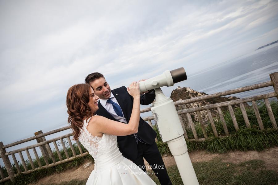 Post boda Nacho & Sary, fotografía sin posados, Cadavedo, Asturias
