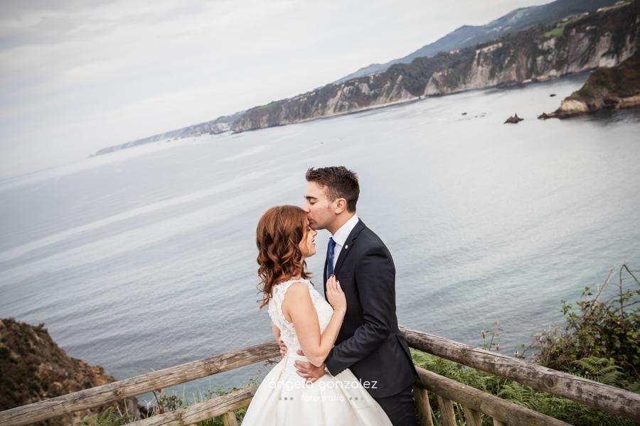 Post boda en Cadavedo, Angela Gonzalez Fotografía