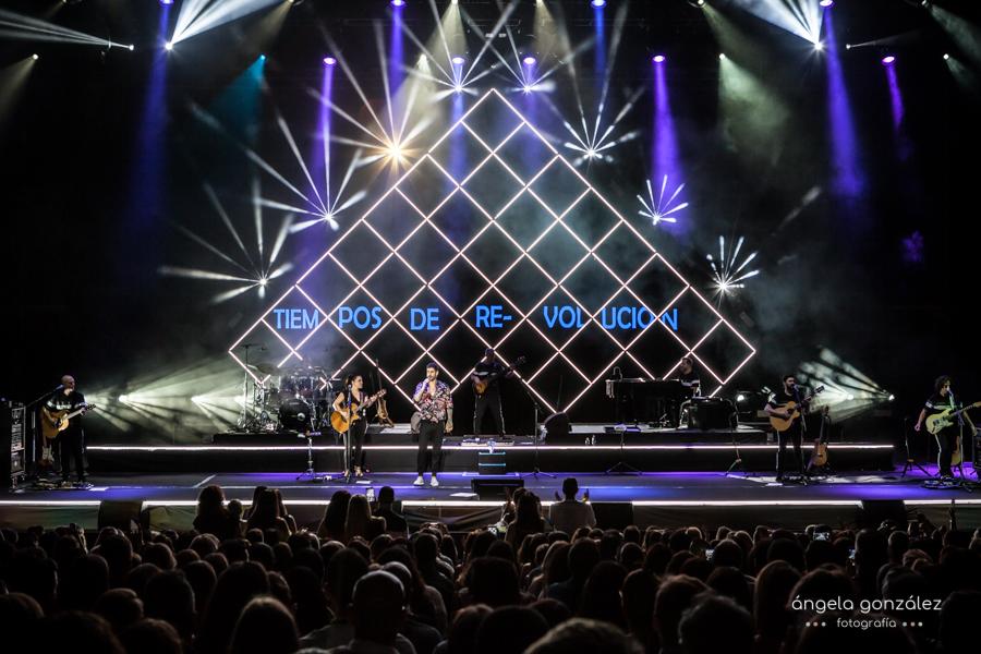 Melendi, escenario del Starlight en Marbella
