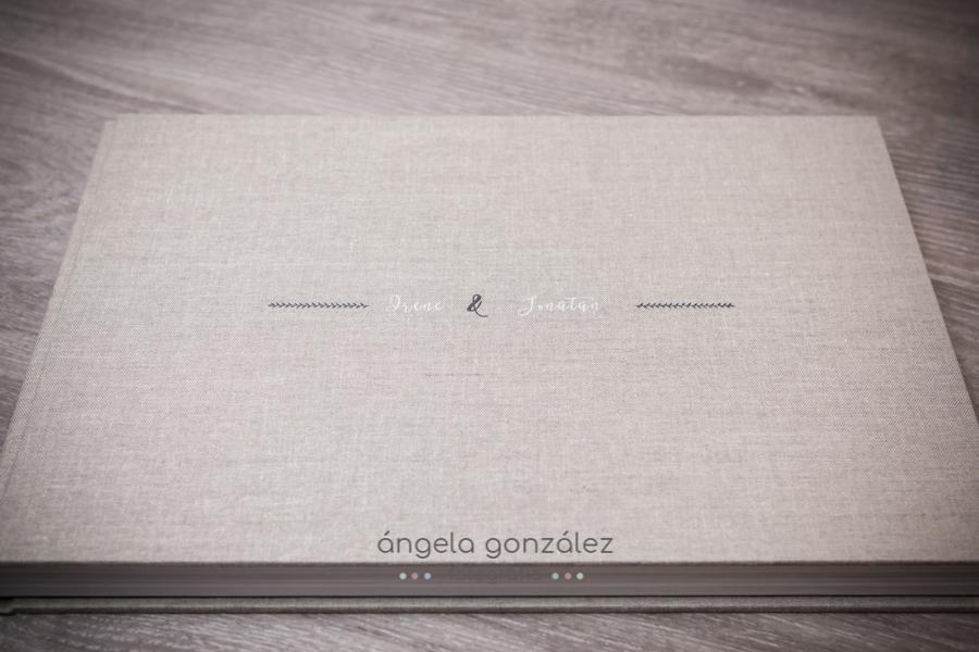 Album de boda, álbum diferente de boda, Álbum original de boda , Angela Gonzalez Fotografía