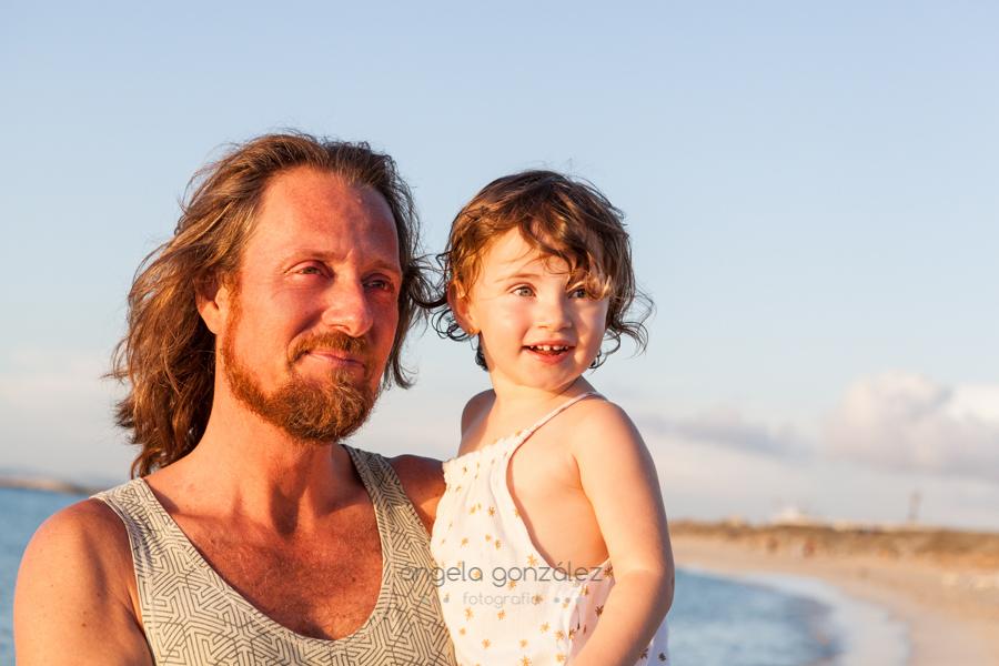 Fotos de familia, Formentera