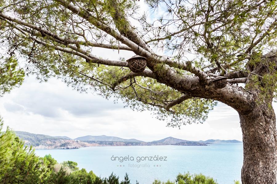 Sesió en Ibiza, Reportaje en Ibiza