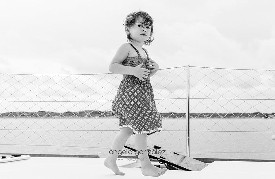 Reportaje de embarazo en Ibiza, Formentera, esperando a Tao