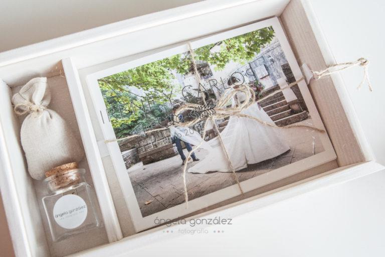 bodas 2018 entregas pendrive botella