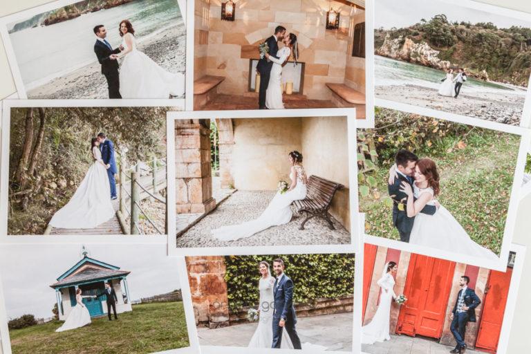 Entrega bodas 2018, fotos papel algodon