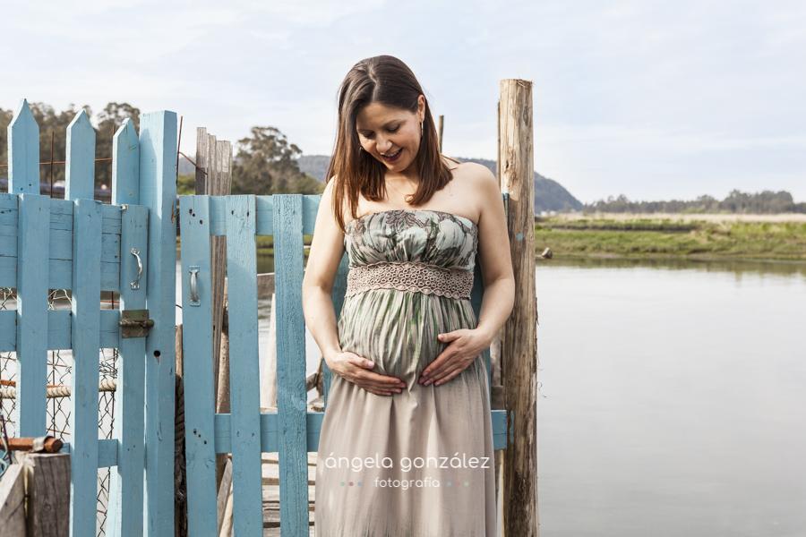 Reportaje de embarazo en asturias belen
