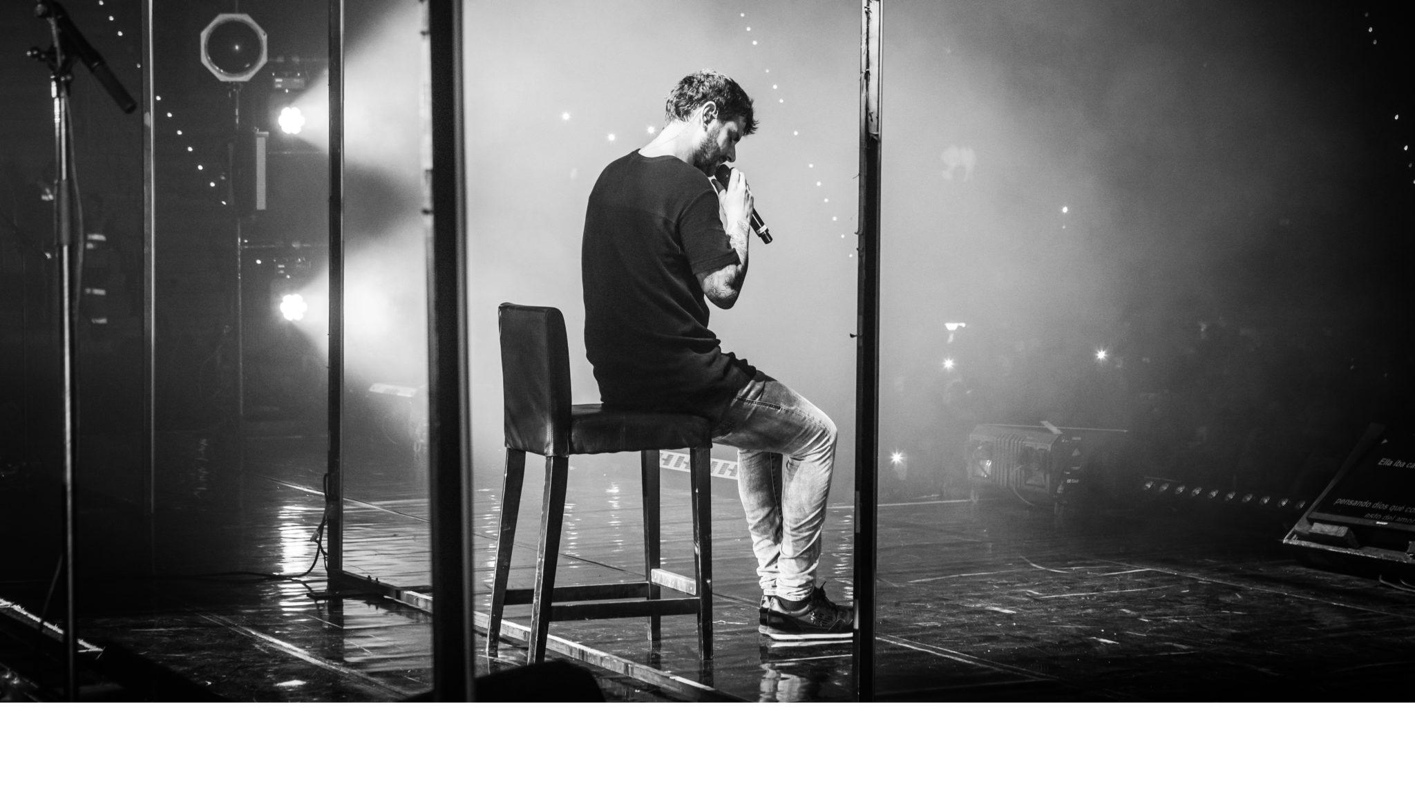 Melendi concierto Coruña 14.12.2019 navidad